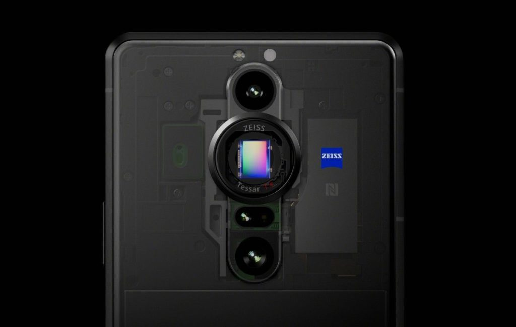 Sony onthult nieuwe Xperia PRO-I smartphone met 1-inch camerasensor
